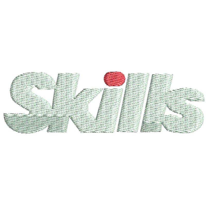 Select Uniforms logo to embroidery conversion